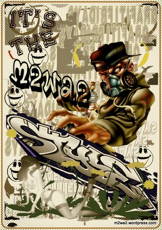 Grafiti Furahidays