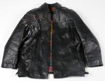 """Jacket worn by Robert De Niro in """"Ronin."""" Photo by Pete Smith."""