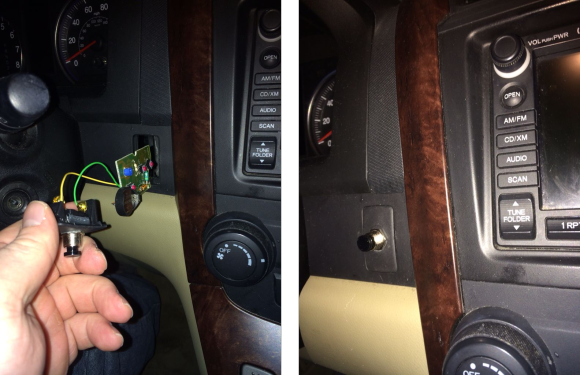 garagedoor-opener-in-dash