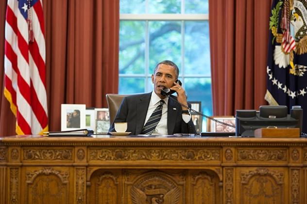 U.S. President Barack Obama t